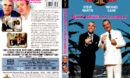 DIRTY ROTTEN SCOUNDRELS (1988) R1 DVD COVER & LABEL