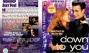 DOWN TO YOU (2000) R1 DVD COVER & LABEL