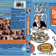 THE DINNER GAME (1998) R1 DVD COVER & LABEL