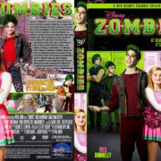 Zombies (Disney) (2018) R1 DVD Cover & Label