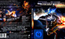 Starship Troopers: Invasion (2012) R2 German Blu-Ray Cover