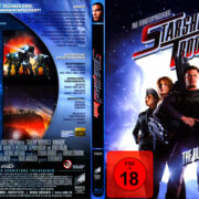 Starship Troopers 3: Marauder (2008) R2 German Blu-Ray Covers