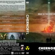 Chernobyl (2019) R1 Custom DVD Cover & Labels