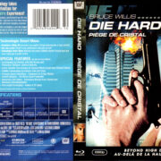 DIE HARD (1988) R1 BLU-RAY COVER & LABEL