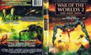 War Of The Worlds 2 The Next Wave (2008) R1 DVD Cover & Label