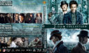 Sherlock Holmes Double Feature R1 Custom Blu-Ray Cover
