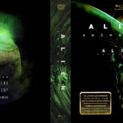 ALIEN ANTHOLOGY BOXSET R1 BLU-RAY Cover & Labels