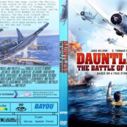 Dauntless: The Battle Of Midway (2019) R0 Custom DVD Cover & Label
