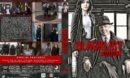 The Blacklist - Season 1 (2013) R1 Custom DVD Cover & Labels