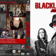 The Blacklist - Season 3 (2015) R1 Custom DVD Cover & Labels
