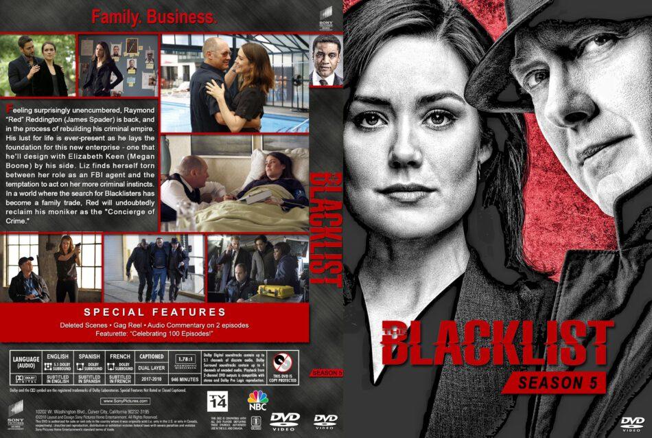 Blacklist Staffel 5 Deutsch