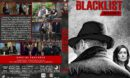 The Blacklist - Season 6 (2018) R1 Custom DVD Cover & Labels