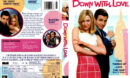 DOWN WITH LOVE (2003) R1 DVD COVER & LABEL