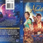 Aladdin (2019) R1 DVD Cover