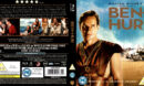 BEN HUR (1959) R2 BLU-RAY COVERS & LABELS