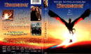DRAGONHEART (1996) R1 DVD COVER & LABEL