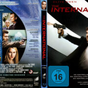 The International (2009) R2 German Blu-Ray Covers & Labels
