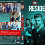 The Resident - Season 2 (2019) R1 Custom DVD Cover & Labels