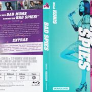 Bad Spies (2018) R2 German Blu-Ray Cover