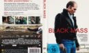 Black Mass (2015) R2 German DVD Cover