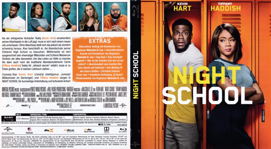 Night School (2019)