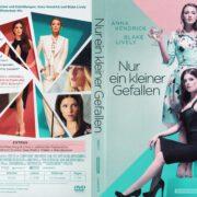 Nur ein kleiner Gefallen (2019) R2 German DVD Cover