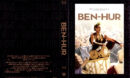 BEN HUR 50TH ANNIVERSARY BOXSET (1959) R1 BLU-RAY COVER & LABELS