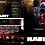 Haunt (2019) R0 Custom DVD Cover & Label