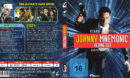 Johnny Mnemonic - Vernetzt (1995) R2 German Blu-Ray Covers & Label