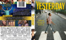 Yesterday (2019) R1 DVD Cover