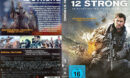 12 Strong (2017) R2 German DVD Cover