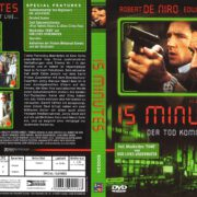 15 Minutes (2000) R2 German DVD Cover