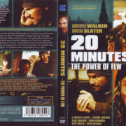 20 Minutes (2013) R2 German DVD Cover