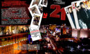 21 (2008) R2 German Custom DVD Cover