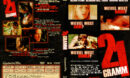 21 Gramm (2003) R2 German Custom DVD Cover