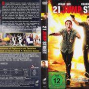 21 Jump Street (2012) R2 German DVD Cover