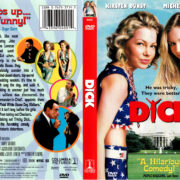 DICK (1999) R1 DVD COVER & LABEL