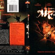 THE COUNT OF MONTE CRISTO (2002) R1 DVD COVER & LABEL
