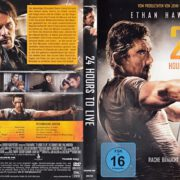 24 Hours To Live (2018) R2 German DVD Cover