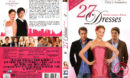 27 Dresses (2007) R2 German DVD Cover