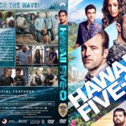 Hawaii Five-O - Season 9 (2019) R1 Custom DVD Cover & Labels