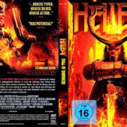 Hellboy-Call Of Darkness (2019) R2 German DVD Cover