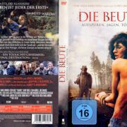 Die Beute (2019) R2 German DVD Cover