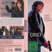 Destroyer (2019) R2 German DVD Cover