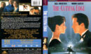 THE CUTTING EDGE (1992) R1 DVD COVER & LABEL