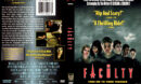 THE FACULTY (1998) R1 DVD COVER & LABEL