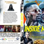 Inside Man Most Wanted (2019) R1 Custom DVD Cover & Label