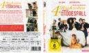 Vier Hochzeiten und ein Todesfall (1994) R2 German Blu-Ray Covers & Label