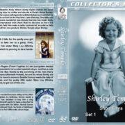 Shirley Temple: Short Films - Set 1 (1933-1934) R1 Custom DVD Cover
