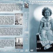 Shirley Temple: Short Films - Set 2 (1934-1946) R1 Custom DVD Cover